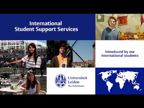International Student Support Services - introduction