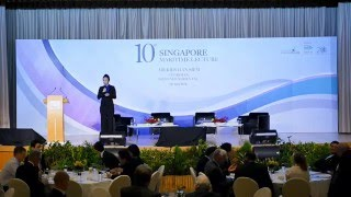 Singapore Maritime Lecture 2016 Highlights