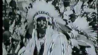 Jack Dempsey vs Tommy Gibbons (Full Film), part 1/5