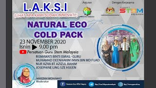 L.A.K.S.I  Edisi Murid : Natural Eco Cold Pack