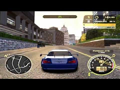 Need for Speed Most Wanted - História Inicial [MOD Com Ótimos Gráficos] [LEGENDADO]