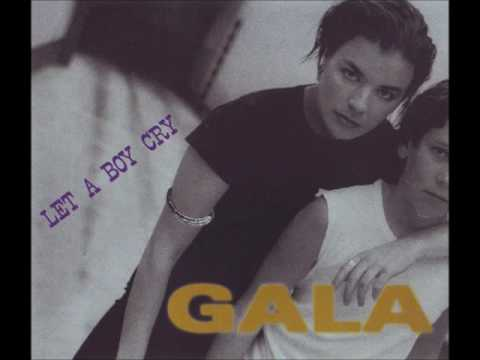 Gala ‎– Let A Boy Cry (Full Vocals Mix)