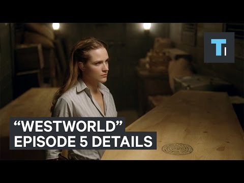 10 details from episode 5 of 'Westworld'