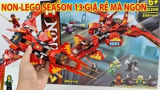 Đồ Chơi Lego Ninjago Máy Bay Tiêm Kích Của Kai Fighter