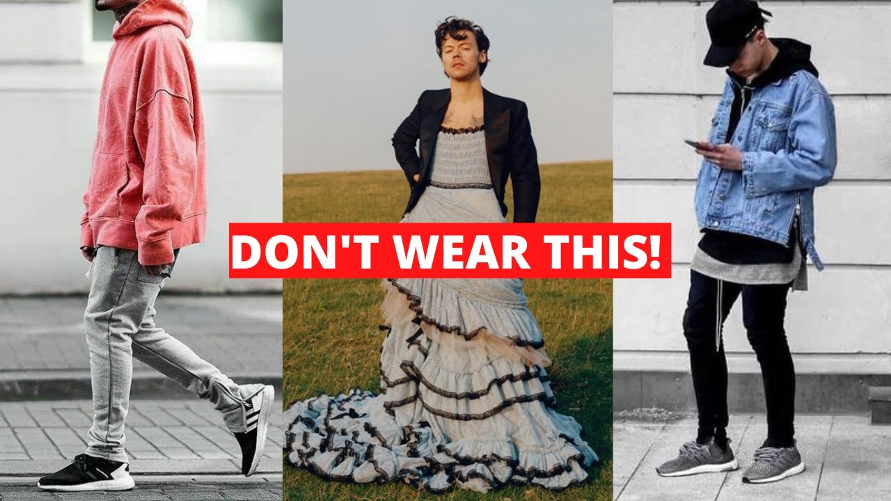 Download 7 Things To STOP Wearing By Age 20