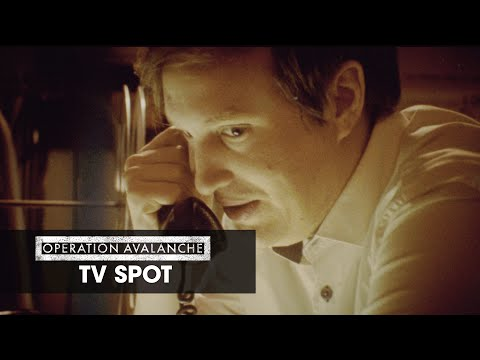 "Operation Avalanche (2016 Movie) – Official TV Spot - ""What If"""