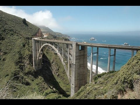 The Pacific Coast Highway Structures | Mega Structure NatGeo