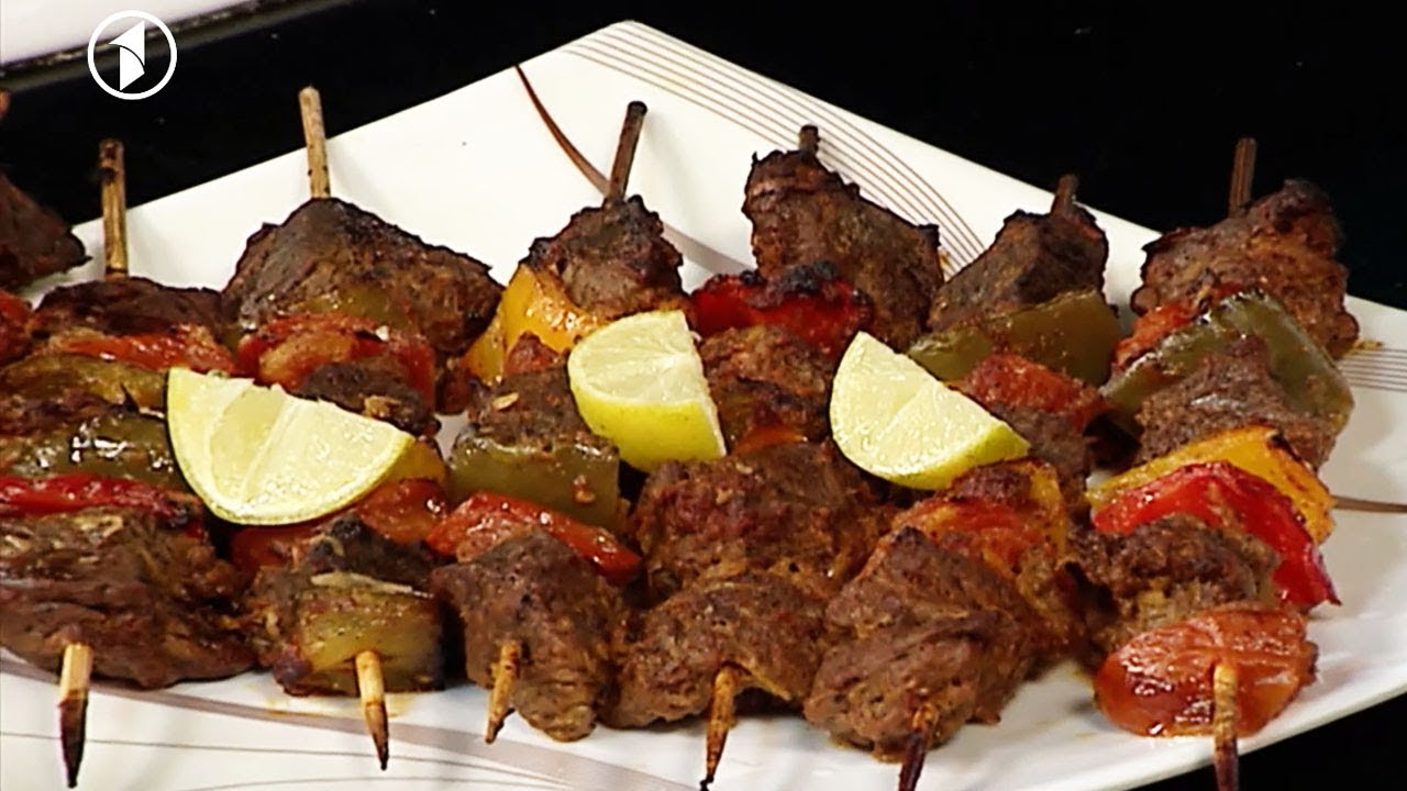 Ashpazi -  Kabab - آشپزی - طرز تهیه کباب