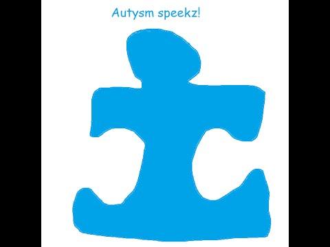 Speed Drawing Autism Speaks Logo Youtube