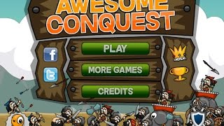 Awesome Conquest Game Video