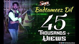 Badtameez Dil Video | Prince Gupta | Ranbir Kapoor |  | Deepika Padukone | Youtube Dance School |