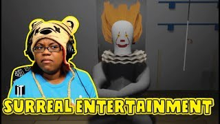 it by Surreal Entertainment | Creepy Animation Reaction