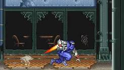 SNES Longplay [185] Ninja Warriors Again