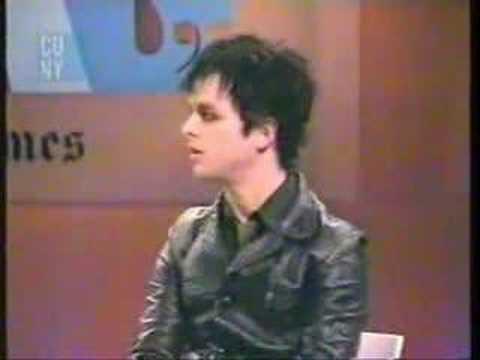 Times Talk- Billie Joe Armstrong (Full Interview) Part 1
