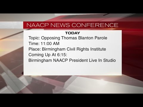 NAACP News Conference