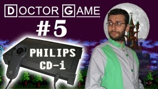DOCTOR GAME - 5 - Philips CD-i