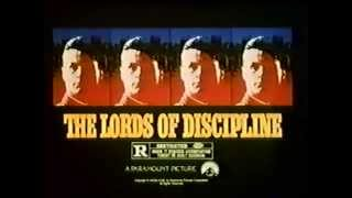 The Lords of Discipline 1983 TV trailer