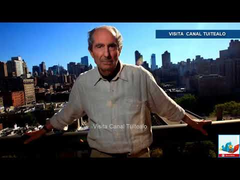 Philip Roth, Towering Novelist philip roth