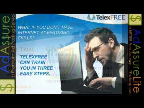 TelexFREE Corp Communication-Brazil Investigations with LJ (Full Video) 38 Min