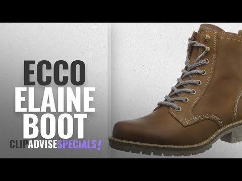 Top 5 Ecco Elaine Boot [2018]: ECCO Footwear Womens Elaine