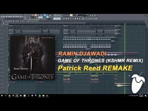 Ramin Djawadi - Game Of Thrones (KSHMR Remix) (FL Studio Remake + FLP)