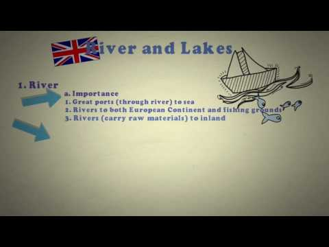 Britain's rivers and lakes