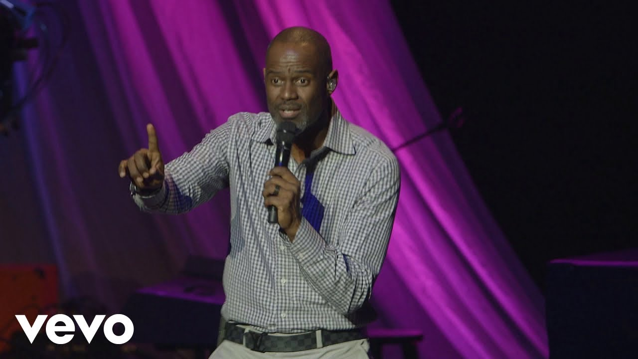 Brian Mcknight Back At One Live Youtube