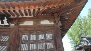 韓国の旅・安東河回村.wmv