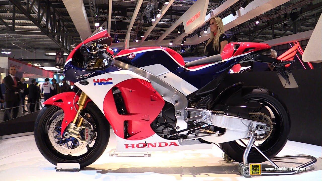 2015 Honda Rcv 213 Racing Bike Walkaround 2014 Eicma Milan
