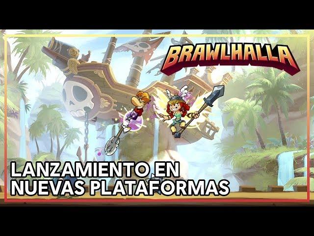 Brawlhalla está disponible en Xbox y Nintendo Switch