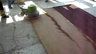 Водный краситель Располировка по-сухому.(, 2010-07-05T08:10:19.000Z)