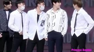 MinBaek [민백] Moment at busan one asia festival 2017