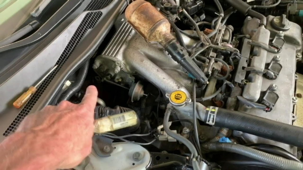 Ignition Coil 1MZFE 1994 1995 OEM 94 95 Toyota Camry Avalon ES300 3.0L V6 6-Cyl