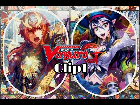 Vanguard TH Granblue Nightrose VS Gold Paladin G R1/2 (Gold Attack 110???)
