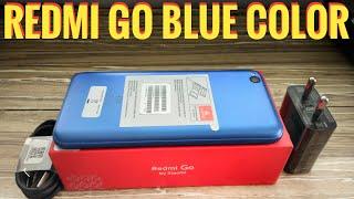 Redmi Go Blue color Unboxing| Buy Redmi Go Without Sale