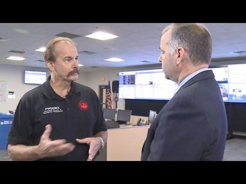 On the Job: Kevin Kalkbrenner, Director of Homeland Security & Emergency Management