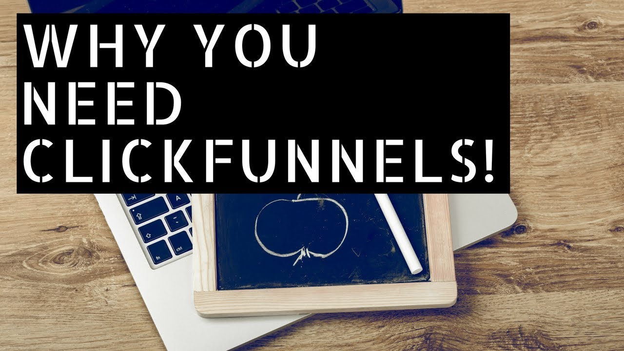 Clickfunnels Review: Why Every Single Ecommerce Store Needs A Sales Funnel RIGHT NOW + BONUS! [2018]