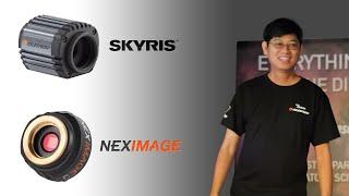 Christopher Go: Celestron Skyris 132 and NexImage Burst