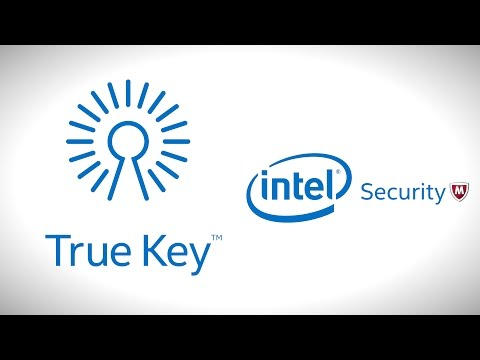 True Key by Intel Security: Never Forget Your Password Again!