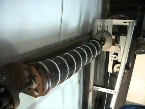 high lift garage doorGarage Door Fundamentals Episode IV High Lift Counterbalance