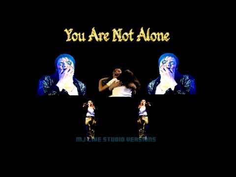 Michael Jackson - You Are Not Alone - Live Studio Version - HWT 1997 (Munich)
