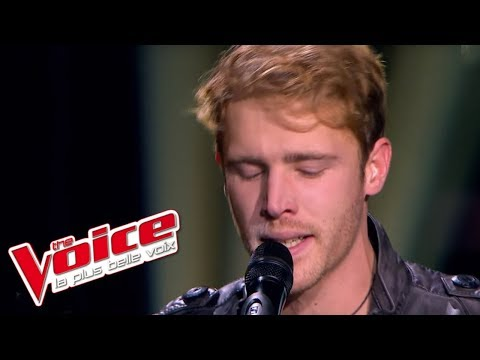 The Voice 2013 | Antoine Selman - Sympathy For The Devil (The Rolling Stones) | Blind Audition