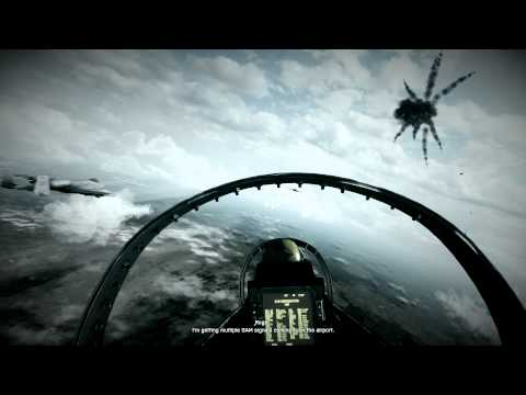 Battlefield 3 Single Player Full Jet Mission
