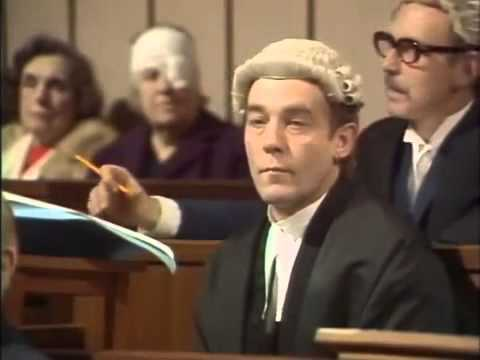 Crown Court : An Upward Fall (1977)  Part 1 of 3