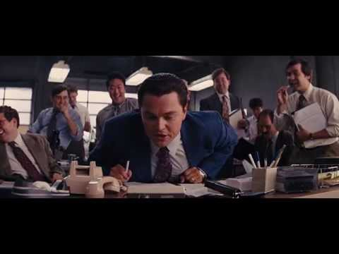 Venta por teléfono (The Wolf of Wall Street)