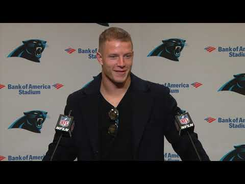Christian McCaffrey Talks About Team's Confidence After Home Win Over Titans | Carolina Panthers