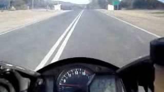 CBR600 RR ONBOARD DIQUE LOS MOLINOS VILLA GENERAL BELGRANO
