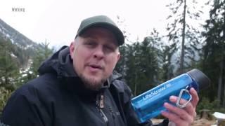 LifeStraw Wasserfilter Go mit Aktivkohlepatrone
