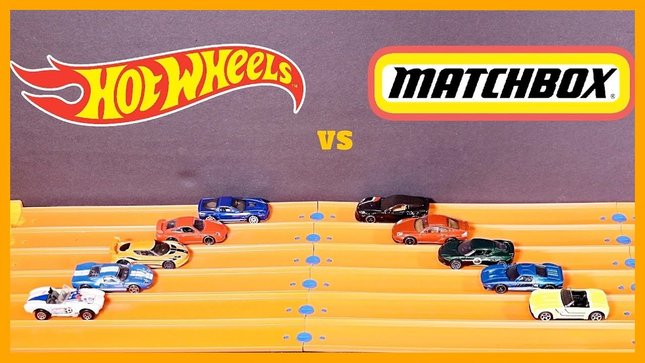 Hot Wheels Vs Matchbox >> Hot Wheels Vs Matchbox Which Is Better