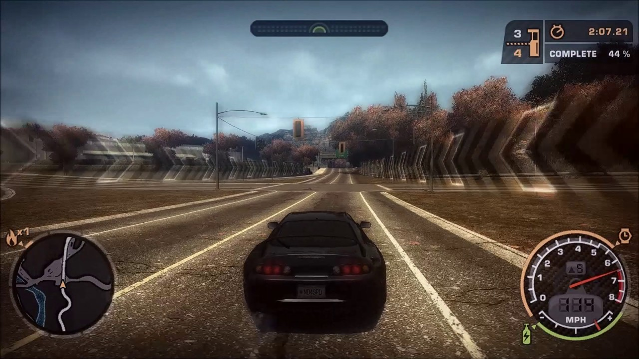Need for Speed Most Wanted (2005 video game) game free Download for PC Full Version. In addition to the Quick Race and Career modes, there is also a «Challenge Series» mode involving 69 progressively difficult challenges where players are required to successfully complete Tollbooth races and pursuit challenges, such as tagging a number of police cars.